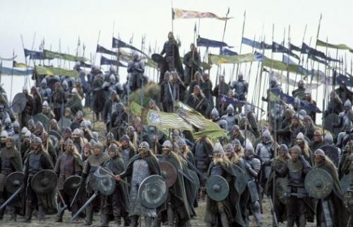 Gondorian-rohan