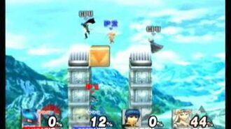 Super Smash Bros Brawl - Epic Fails