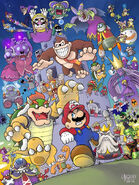 30 years of bosses 2011 by thebourgyman-d49on3c