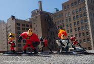 Incredibles Play Set