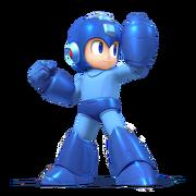 Mega Man for SSB4
