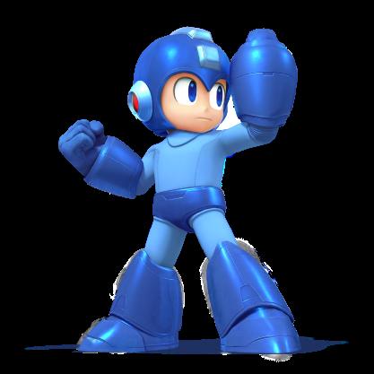 File:Mega Man for SSB4.png