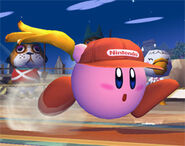 Diddy Kong Kirby