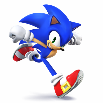 File:Sonic for SSB4.png