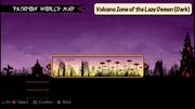 Volcano Zone of the Lazy Demon (Dark)