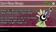 4. Hero Class Change