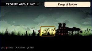 Range of Justice