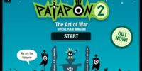 Patapon 2 Official Flash Minigame