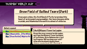 (Multi) Blizzard Tower Ice Legion