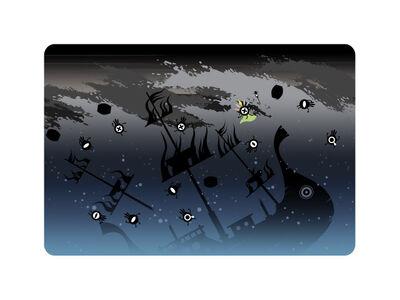 Drowning patapon
