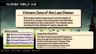 Legendary Fiend Gorl Quest Info