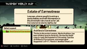 Archfiend of Earnestness.