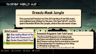 Bonedeth Brigade in Tahi-Tahi Forest Quest Info