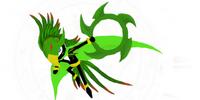 Green Alfredo