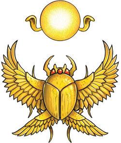 Osirion symbol