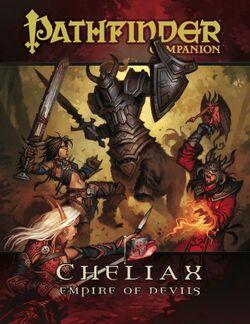 Cheliax Empire of Devils