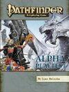 Pathfinder RPG alpha