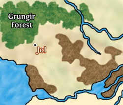 Jol map