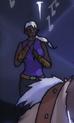 Tsabal with flute2