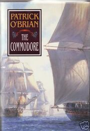 The Commodore cover