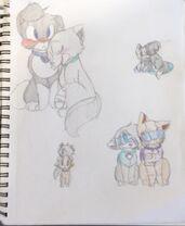 Doodle Dump colored~