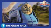 The Great Race Shooting Star Gordon of Sodor The Great Race Railway Show Thomas & Friends