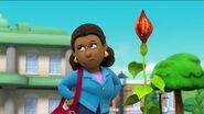 PAW Patrol Stinky Flower Scene 8