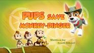 Pups Save Monkey-Dinger (HQ)