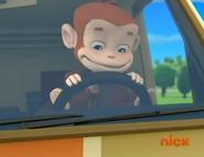 Mandy Driving The Car