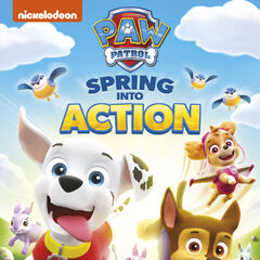 New Zealand cover (<i>Spring into Action</i>)