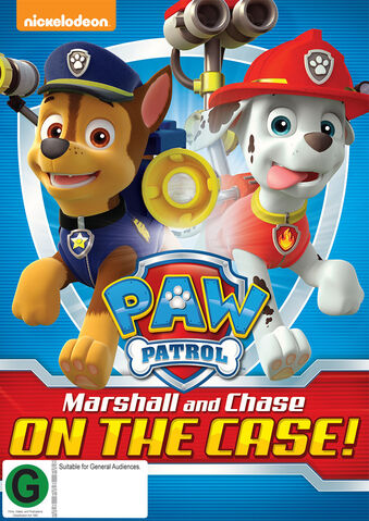 File:PAW Patrol Marshall and Chase on the Case! DVD New Zealand.jpg
