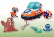 PAW Patrol - Wally the Walrus Toy Prototype