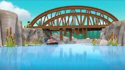 PAW Patrol Pups Save the Hippos Scene 38