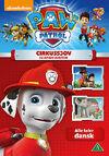 PAW Patrol Cirkussjov og andre eventyr DVD