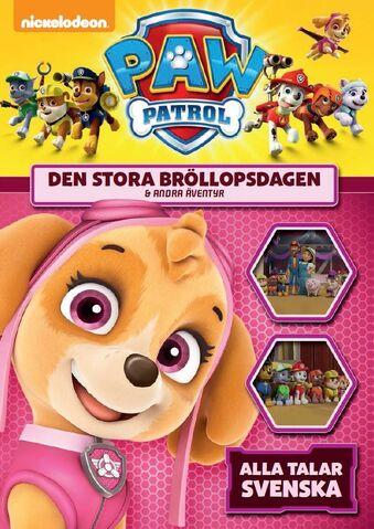 File:PAW Patrol Den stora bröllopsdagen & andra äventyr DVD.jpg