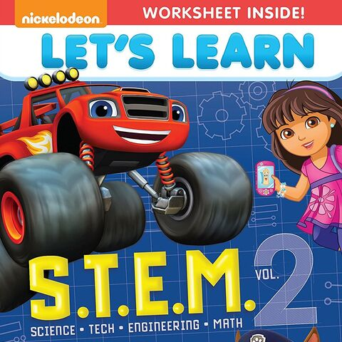 <i>Let's Learn: S.T.E.M. Vol. 2</i>
