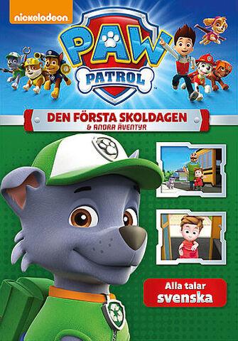 File:PAW Patrol Den första skoldagen & andra äventyr DVD.jpg