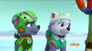 PAW Patrol Pups Save the Polar Bears Scene 18