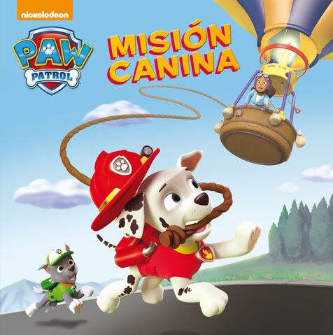 File:PAW Patrol Pup, Pup, and Away! Book Cover Spanish.jpg