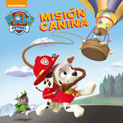 Spanish edition (<i>Misión canina</i>)