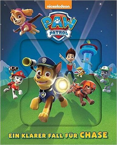 File:PAW Patrol Chase Is on the Case! Book German.jpg