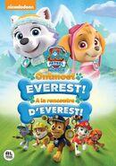 PAW Patrol Meet Everest! DVD Belgium-Netherlands
