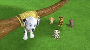 PAW Patrol Monkey-naut Scene 18