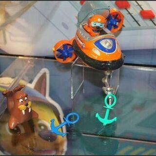 Bath squirter at Toy Fair 2015