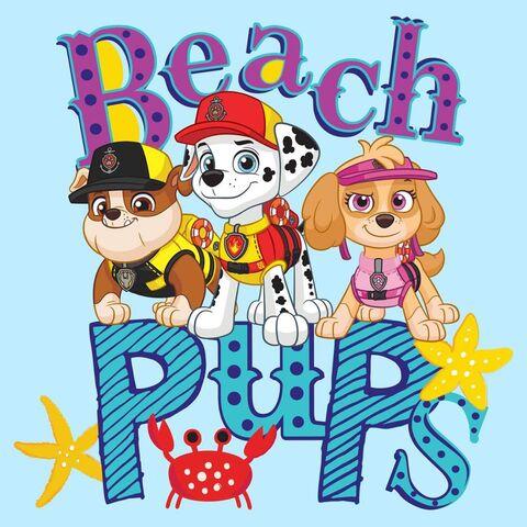 File:Beach Pups.jpg