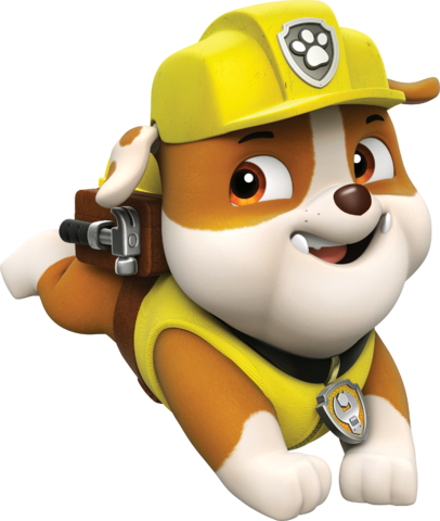 File:PAW Patrol Rubble Running.png