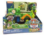 Rocky's Jungle Truck