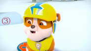 PAW Patrol Pups Save a Snowboard Competition Scene 8