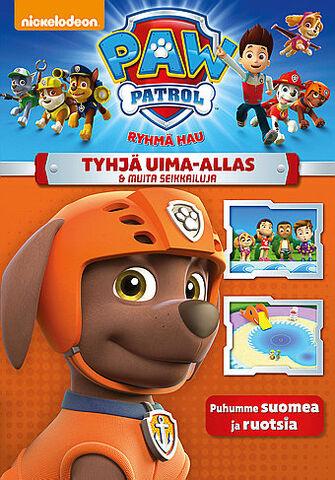 File:Ryhmä Hau Tyhjä uima-allas & muita seikkailuja DVD.jpg