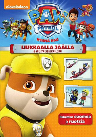 File:Ryhmä Hau Liukkaalla jäällä & muita seikkailuja DVD.jpg